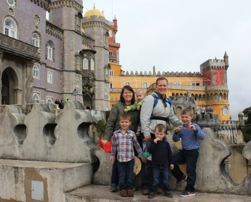 Sintra Family Picture