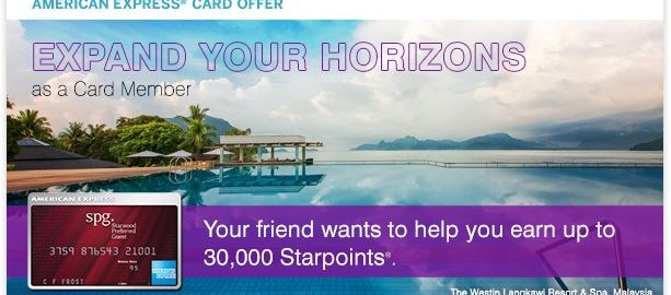 SPG Bonus with Beach