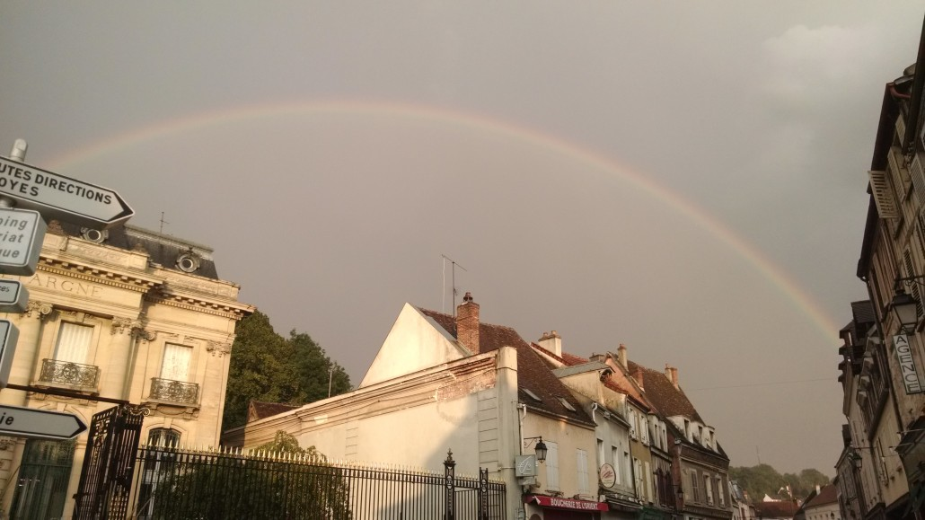 Provins - after the storm