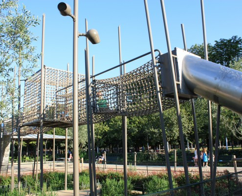 Tuileries playground