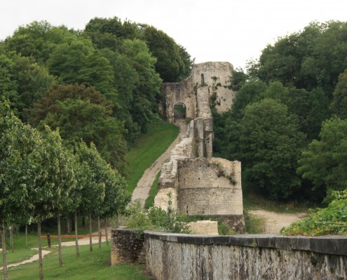 Provins - outer wall