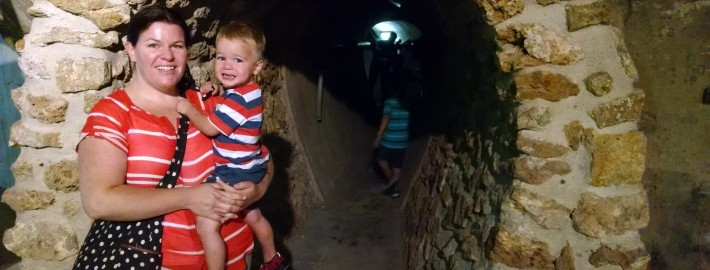 Exploring the sewers
