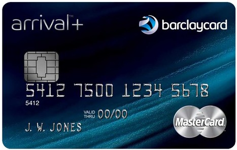 Barclaycard Arrival+ is one of the few US-issued cards with chip-and-pin technology