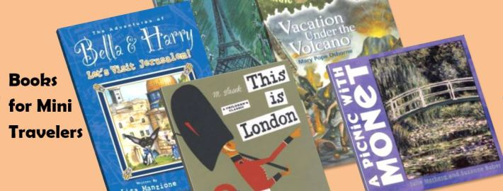 Books for young travelers
