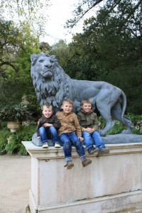 Making memories in Sintra, Portugal